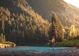 La pêche à la mouche: sport nature respectueux