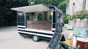 Caravane food truck