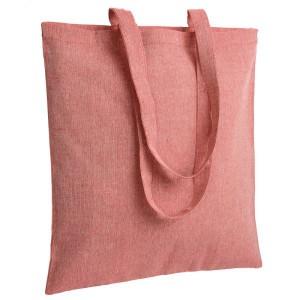 sac en tissus fin rose