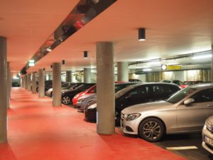 parking aeroport marseille