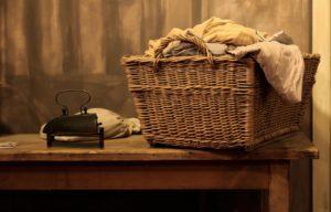 panière de lessive